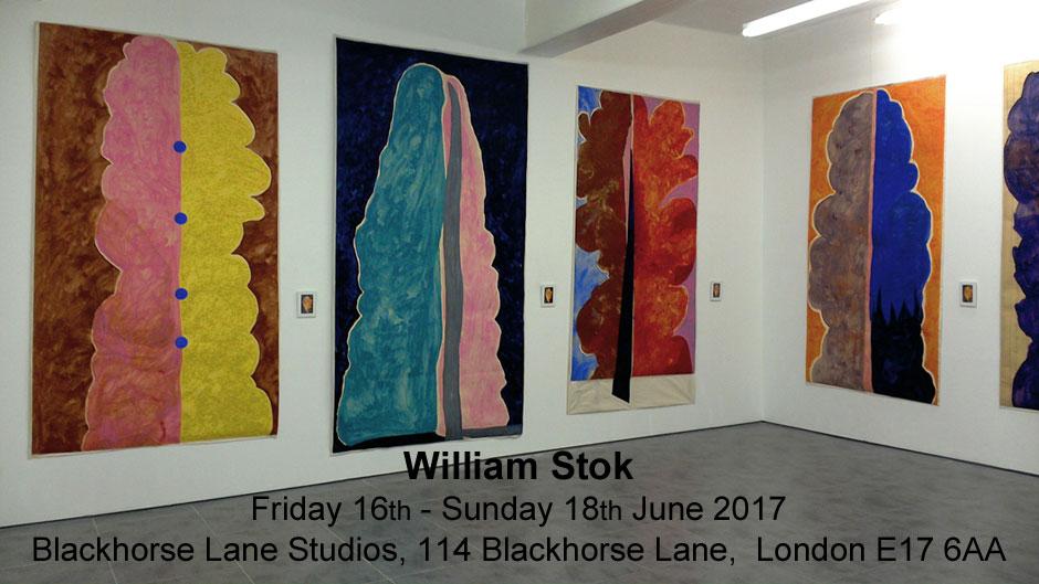 Leaves - Blackhorse Lane Exhibition William Stok